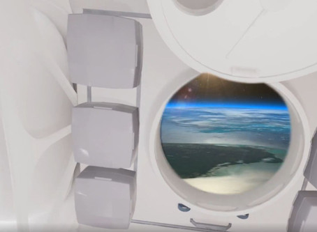 Outer Realm's VR solution for space hotel featured in AOL video