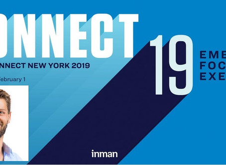 Visit us at Inman Connect New York 2019