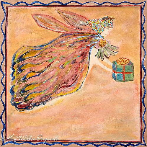 Millicent Maiden Gift Wrap