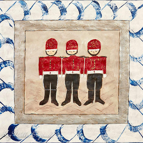 Soldier Boys Gift Wrap