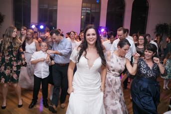 Packed Dance Floor!