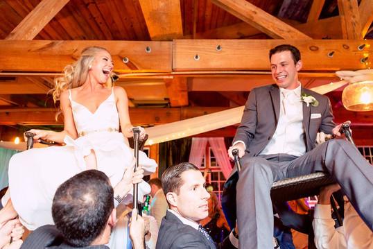 The Celebratory Horah! - A Jewish Wedding Tradtion!