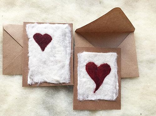 Heart-Felt - Set of 6 Cards