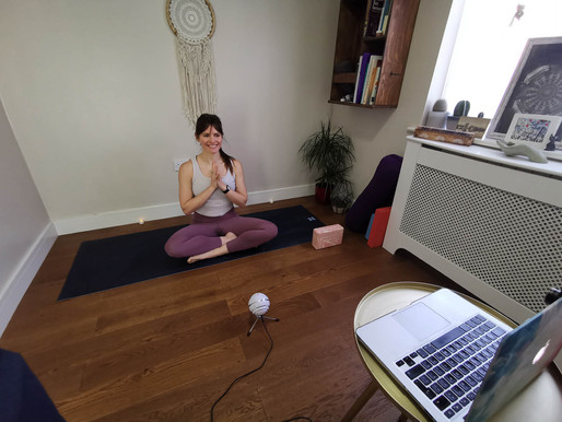 The technology of yoga