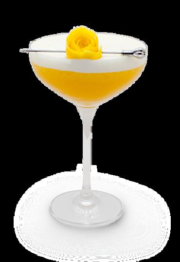 Delicious Sour Cocktail