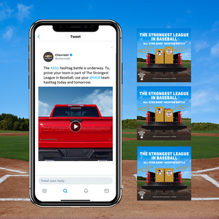 Chevy All-Star Game Hashtag Battle