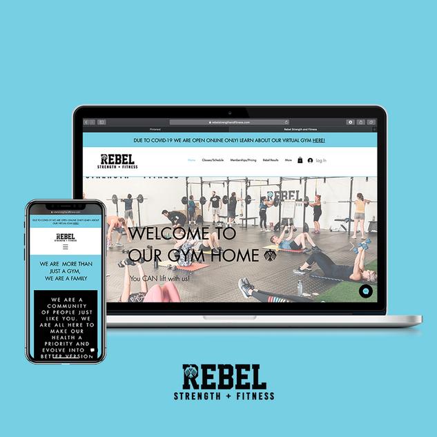 Rebel Strength & Fitness