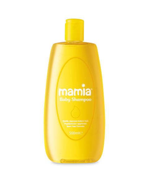 Baby Shampoo, 500ml – Mamia