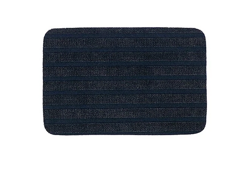 BORRIS Door Mat, Dark Blue – IKEA