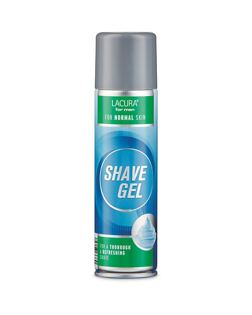 Shave Gel for Normal Skin – Lacura