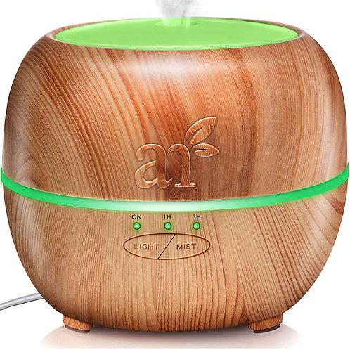ArtNaturals Essential Oil Diffuser, 150ml (Ultrasonic Aroma Humidifier – Adjusta