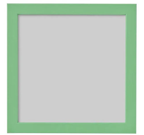 FISKBO Frame, light green, 30 x 30cm - IKEA