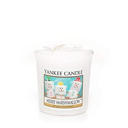 Merry Marshmallow Samplers® Votive Candles