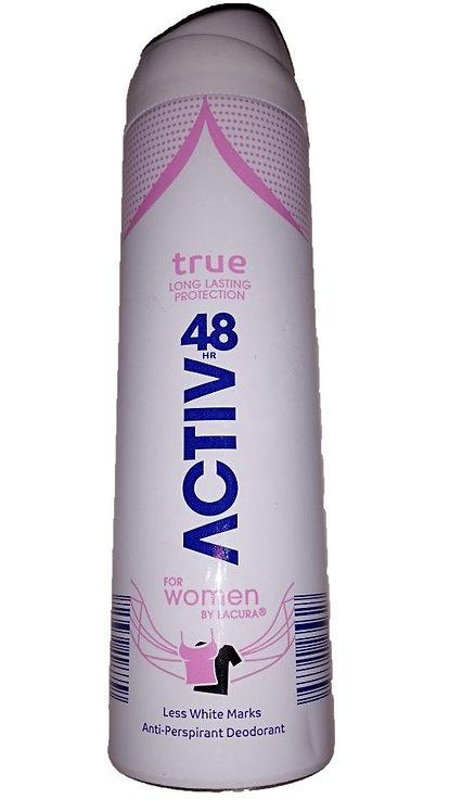 Antiperspirant For Women, True – Lacura