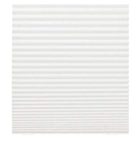 SCHOTTIS Pleated Blind, White, 90×190 cm – IKEA