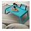 Thumbnail: KLIPSK Bed Tray, Turquoise – IKEA