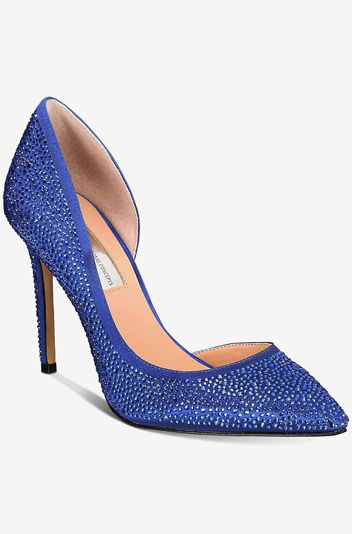 Kenjay d'Orsay Pumps Size US 9.5M, Colbalt by INC International Concepts