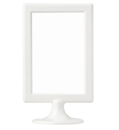 TOLSBY Frame for 2 Pictures, White, 10×15 cm – IKEA