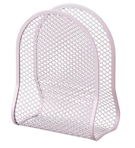 NÄTVERK Napkin holder, pink-IKEA