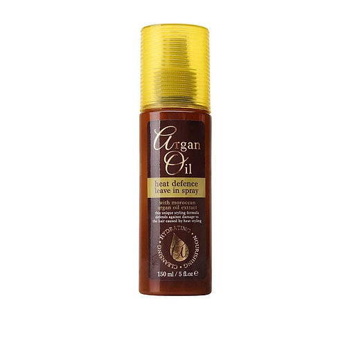 Heat Defense Leave-In Spray With Moroccan Argan Oil Extract 150ml – Argan Oil