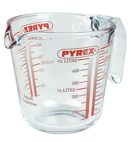 Pyrex Glass Measuring Jug 1 Litre