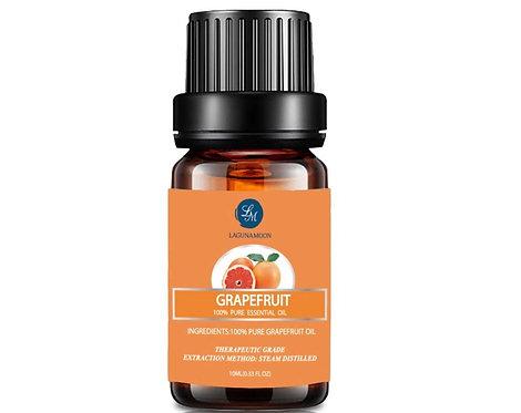 Grapefruit Aromatherapy – 100% Pure Essential Oils – (10 Ml), Lagunamoon