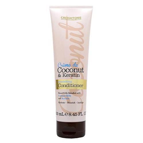 Creme De Coconut & Keratin Conditioner 250ml – Creighton