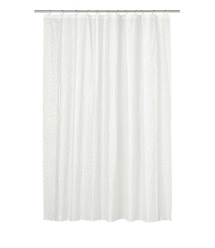 INNAREN Shower Curtain with Rings, White – IKEA