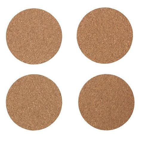AVSKILD Cork Coasters, 4-Piece – IKEA