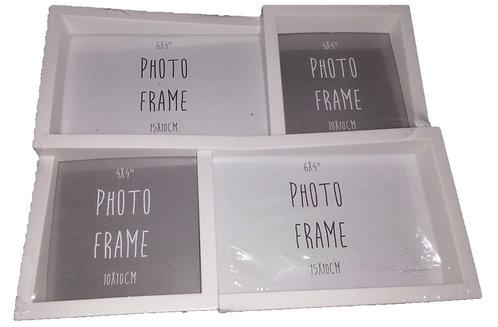 Contemporary Multi Aperture Photo Frame