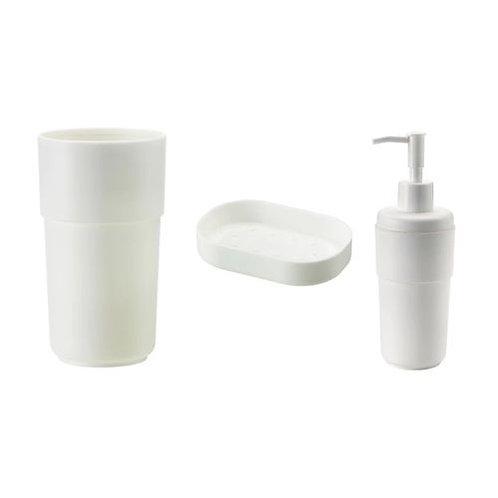 ENUDDEN 3-Piece Bathroom Set – IKEA