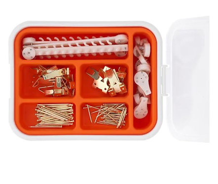 FIXA 116-Piece Picture Hook Set - Ikea