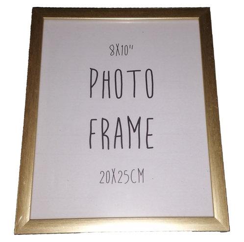 Gold 8″ x 10″ Photo Frame , Homewares