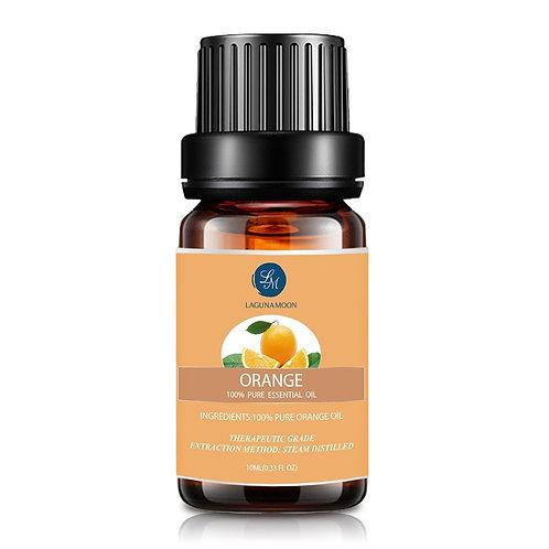 Orange Aromatherapy – 100% Pure Essential Oils – (10 Ml), Lagunamoon