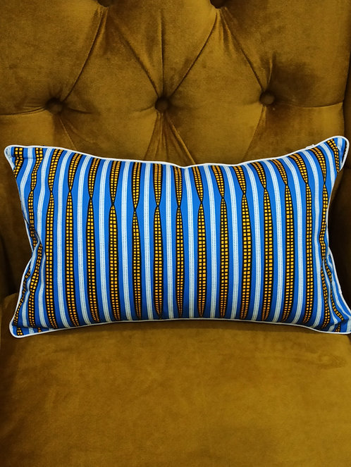 YANKARI Ankara Cushion Cover, 30×50 cm by Debb's Home