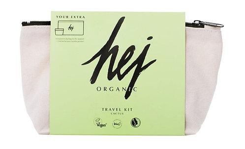 Travel Kit, 6-Piece – Hej Organics