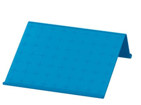 ISBERGET Tablet stand Blue 25×25 cm – IKEA
