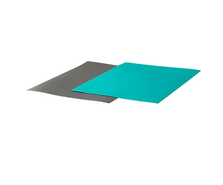 FINFÖRDELA Bendable chopping board, dark grey, dark turquoise – IKEA