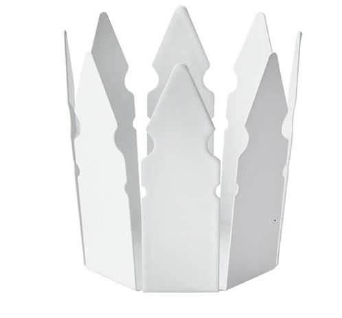 VINTER 2018 Crown Candle Holder, White – IKEA