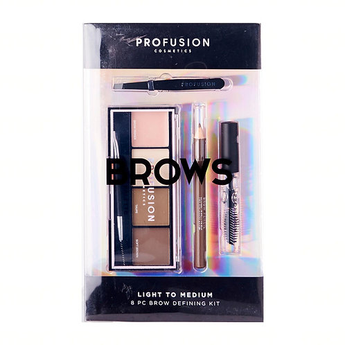 8-pc Brow Defining Kit – Profusion