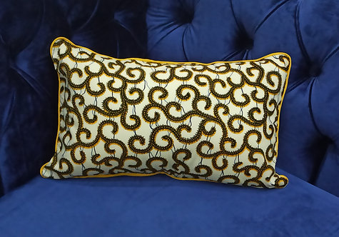 ERINKETA Ankara Cushion Cover, 30×50 cm by Debb's Home