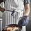 Thumbnail: HILDEGUN Apron, Cream by IKEA