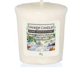 White Jasmine Blossom Samplers® Votive Candles
