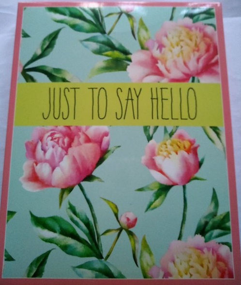 9-Pack Notecards for all Occasions, Just To Say Hello – Paper Place