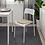 Thumbnail: BRÄMÖN In/Outdoor Chair Pad 34x34x1.0 cm, Grey-Beige by IKEA