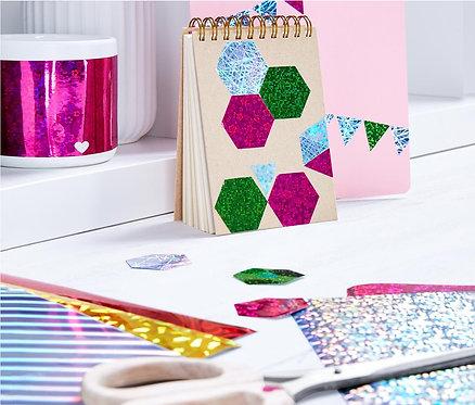 Set of Self-Adhesive Foils
