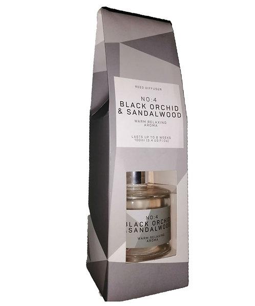 Black Orchid & Sandalwood Reed Diffuser