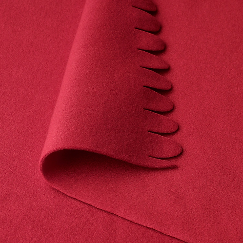 POLARVIDE Throw/Blanket 130×170 cm, Red by IKEA