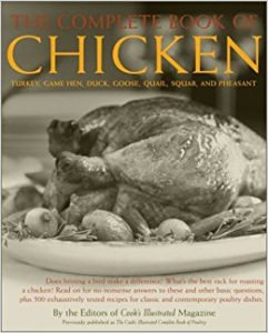 The Complete Book of Chicken: Turkey, Game Hen, Duck, Goose, Quail, Squab, and P