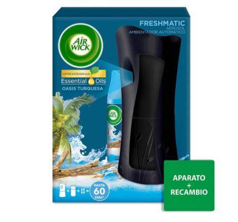 Freshmatic Automatic Air Freshener, Oasis Turquesa - 250ml